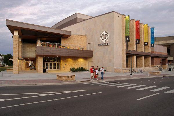 Union South building